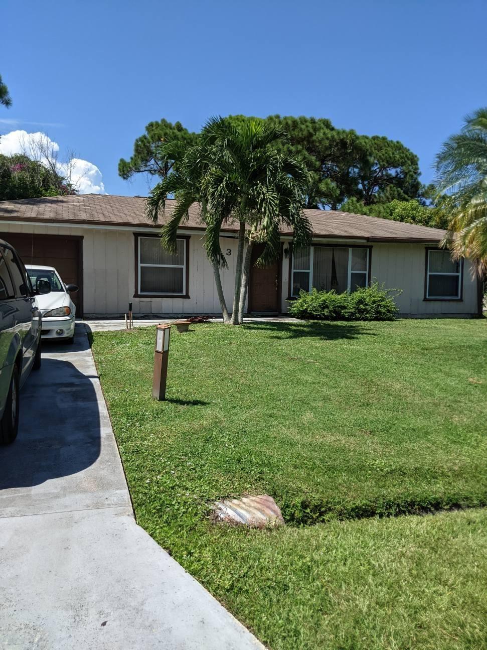 131 SW De Gouvea Terrace, Port Saint Lucie, FL 34984 - #: RX-10740502