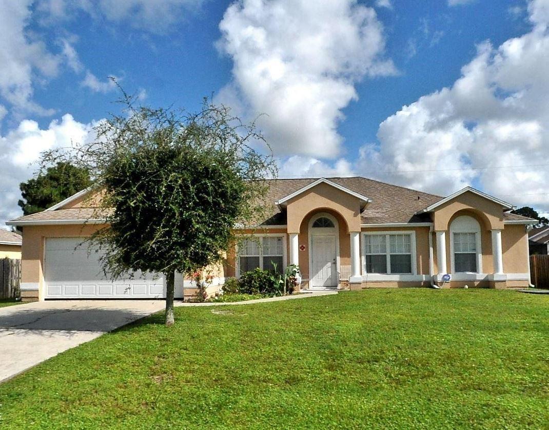 1613 SW Meridian Avenue, Port Saint Lucie, FL 34953 - #: RX-10628503