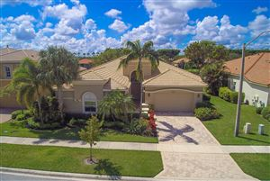 Photo of 9350 Via Classico W, Wellington, FL 33411 (MLS # RX-10557504)