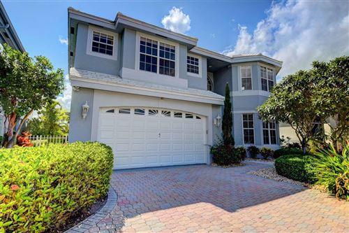 Photo of 5855 NW 42nd Terrace, Boca Raton, FL 33496 (MLS # RX-10622504)