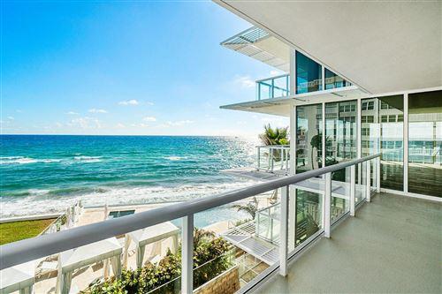 Photo of 3550 S Ocean Boulevard #2 B, South Palm Beach, FL 33480 (MLS # RX-10652504)