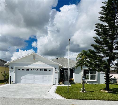 Photo of 6667 Campanilla, Fort Pierce, FL 34951 (MLS # RX-10752504)