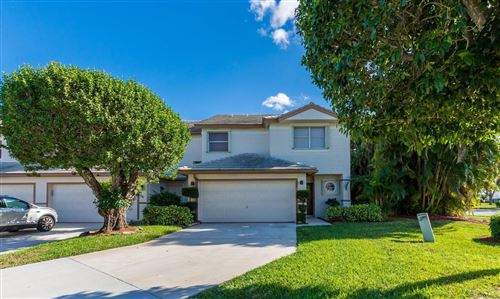 Photo of 7780 Stone Harbour Drive #1, Lake Worth, FL 33467 (MLS # RX-10593505)