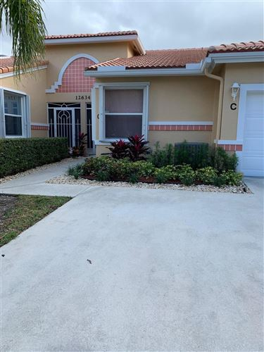 Photo of 12634 Crystal Pointe Drive #C, Boynton Beach, FL 33437 (MLS # RX-10603505)