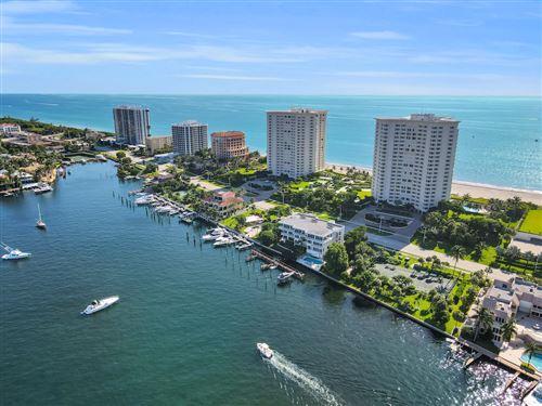 Photo of 500 S Ocean Boulevard #Ph7, Boca Raton, FL 33432 (MLS # RX-10675505)