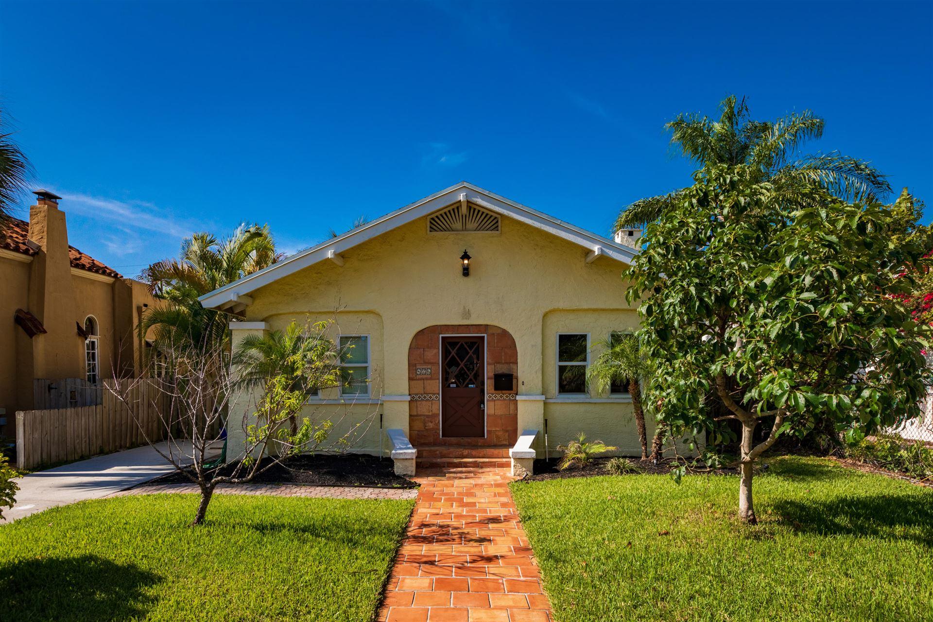 426 30th Street, West Palm Beach, FL 33407 - #: RX-10621505