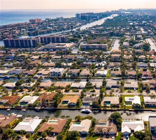 Photo of 824 Enfield Street, Boca Raton, FL 33487 (MLS # RX-10700506)