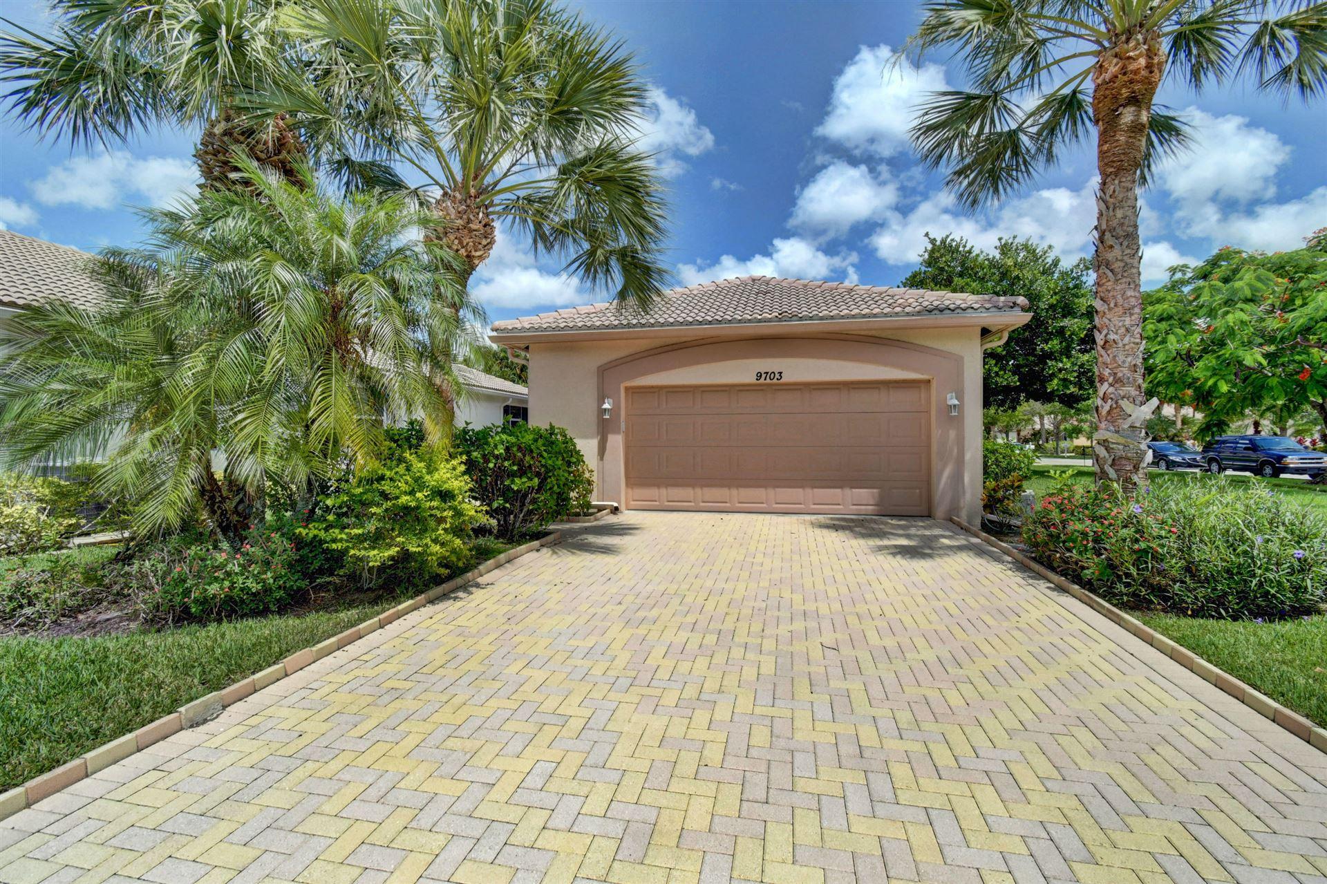 9703 Sandpiper Lane, West Palm Beach, FL 33411 - #: RX-10644506