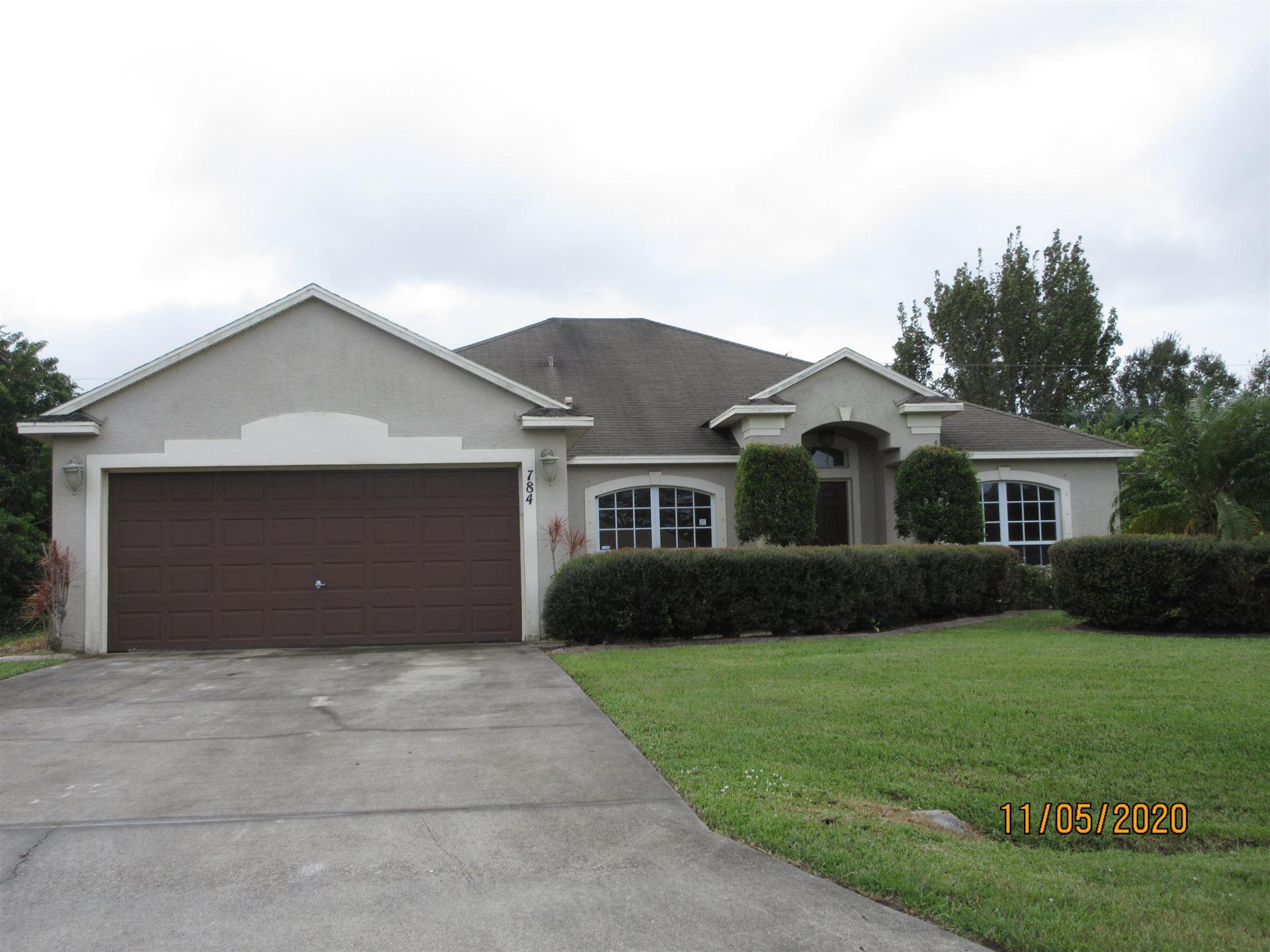 784 NW Bayard Avenue, Port Saint Lucie, FL 34983 - #: RX-10670506