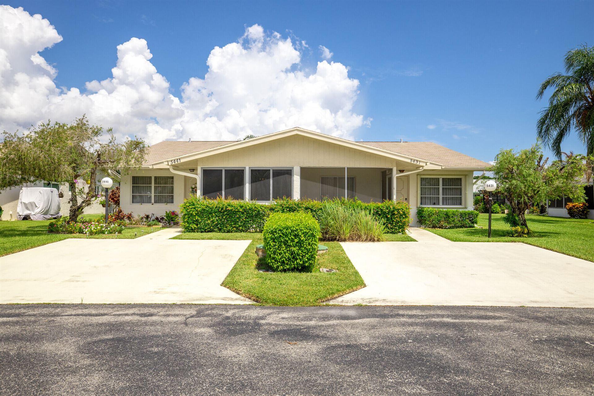 5441 Janice Lane, West Palm Beach, FL 33417 - MLS#: RX-10747506
