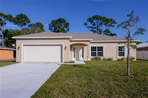 Photo of 2482 SW Valnera Street, Port Saint Lucie, FL 34953 (MLS # RX-10593507)
