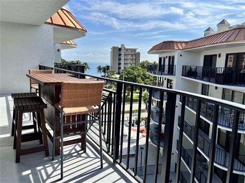 Photo of 2029 N Ocean Boulevard #510, Fort Lauderdale, FL 33305 (MLS # RX-10729507)