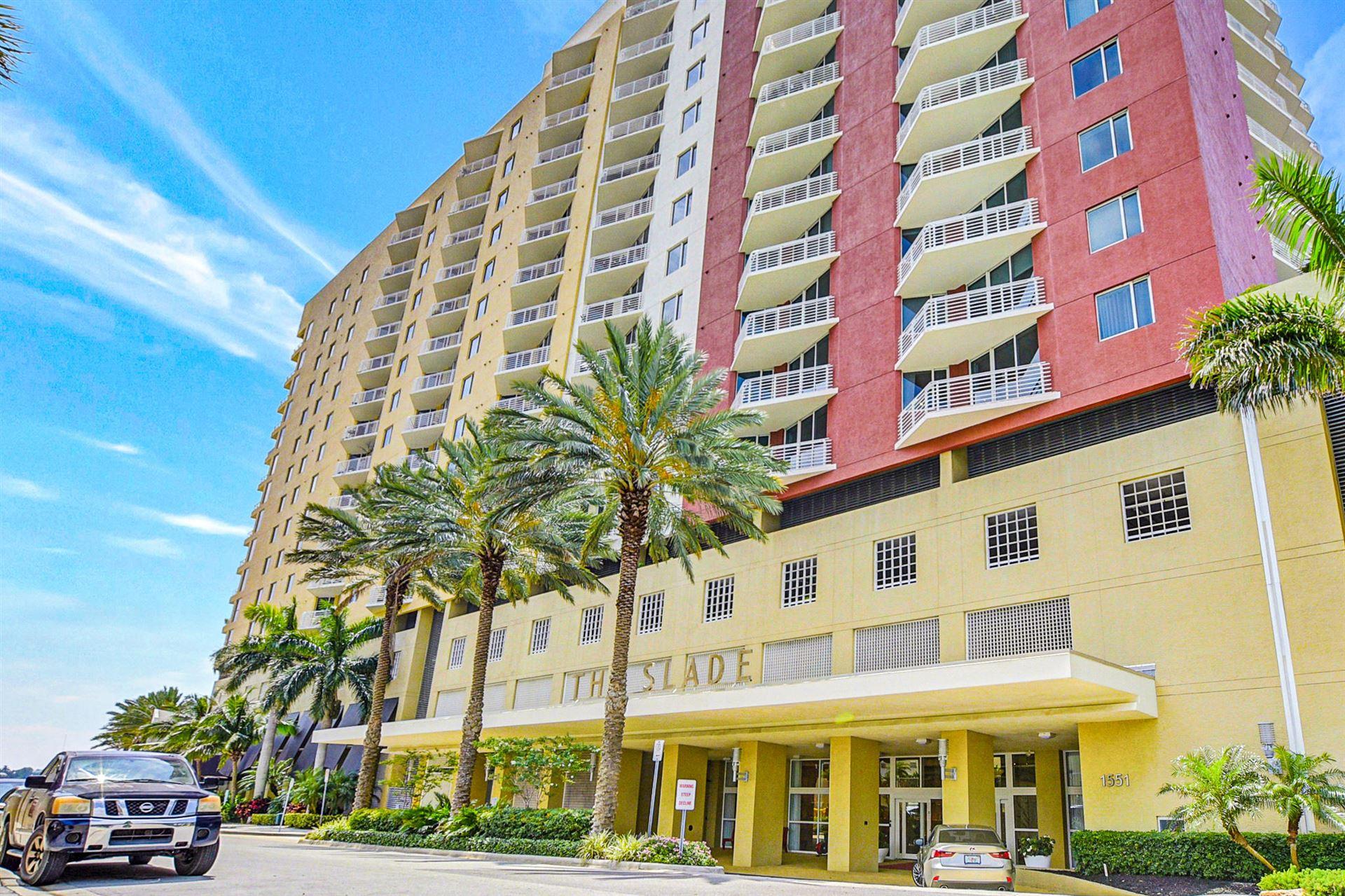 1551 N Flagler Drive #807, West Palm Beach, FL 33401 - #: RX-10631507