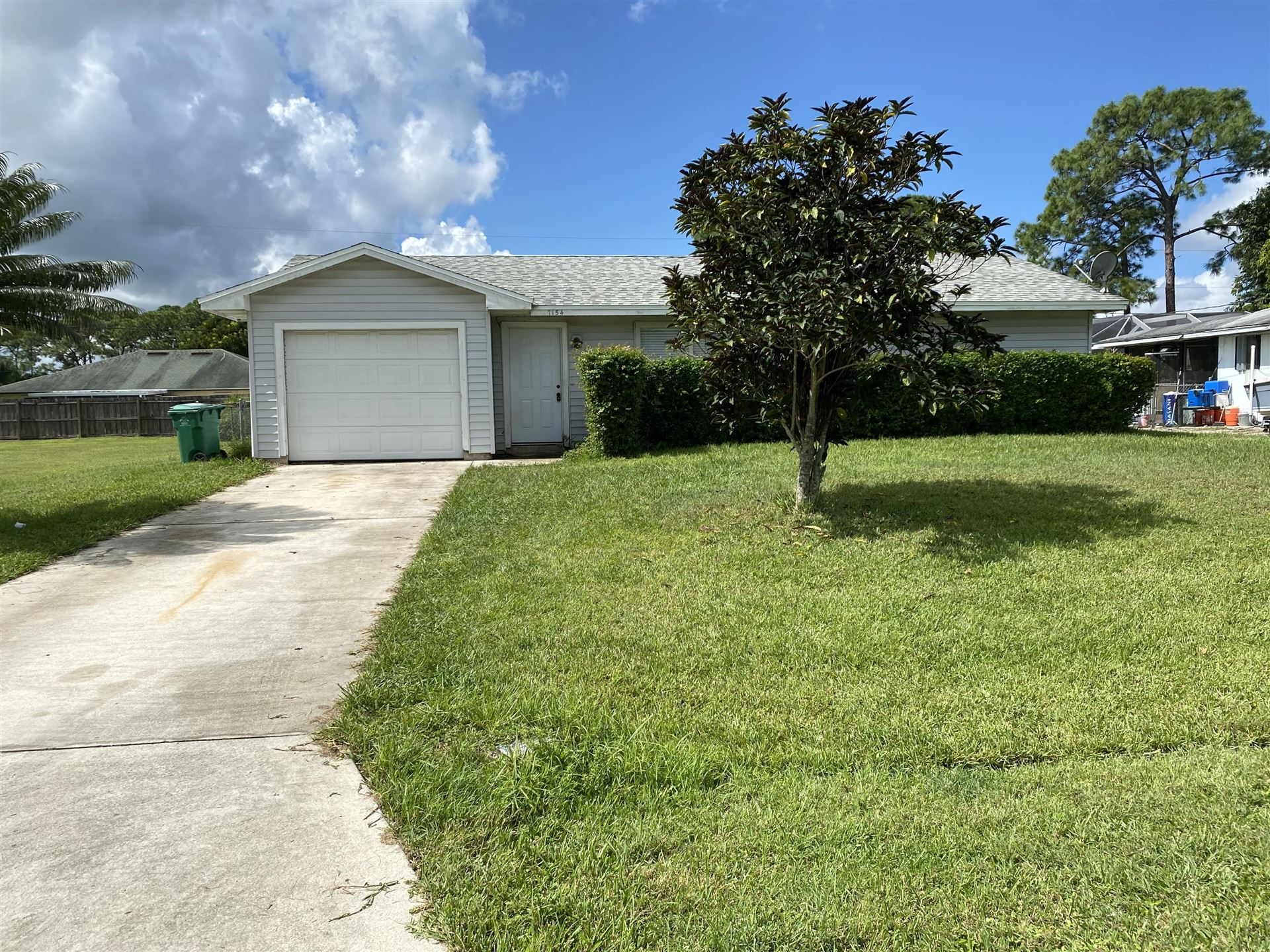 1154 SE Preston Lane, Port Saint Lucie, FL 34983 - #: RX-10658507