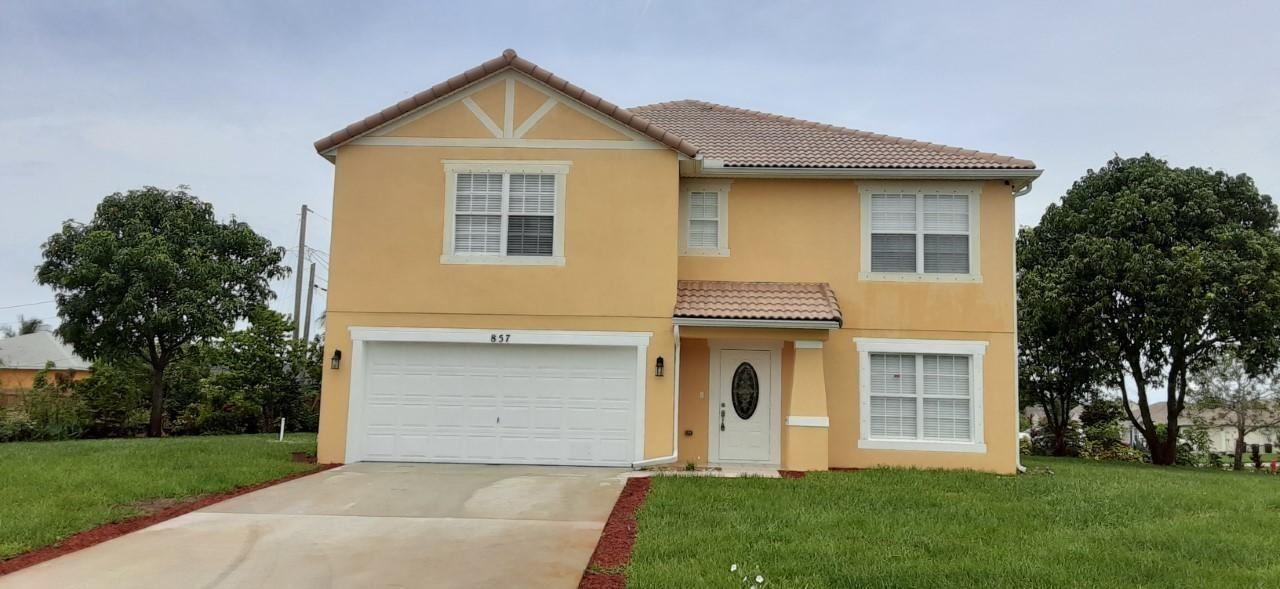 857 SW Squirrel Avenue, Port Saint Lucie, FL 34953 - #: RX-10728507