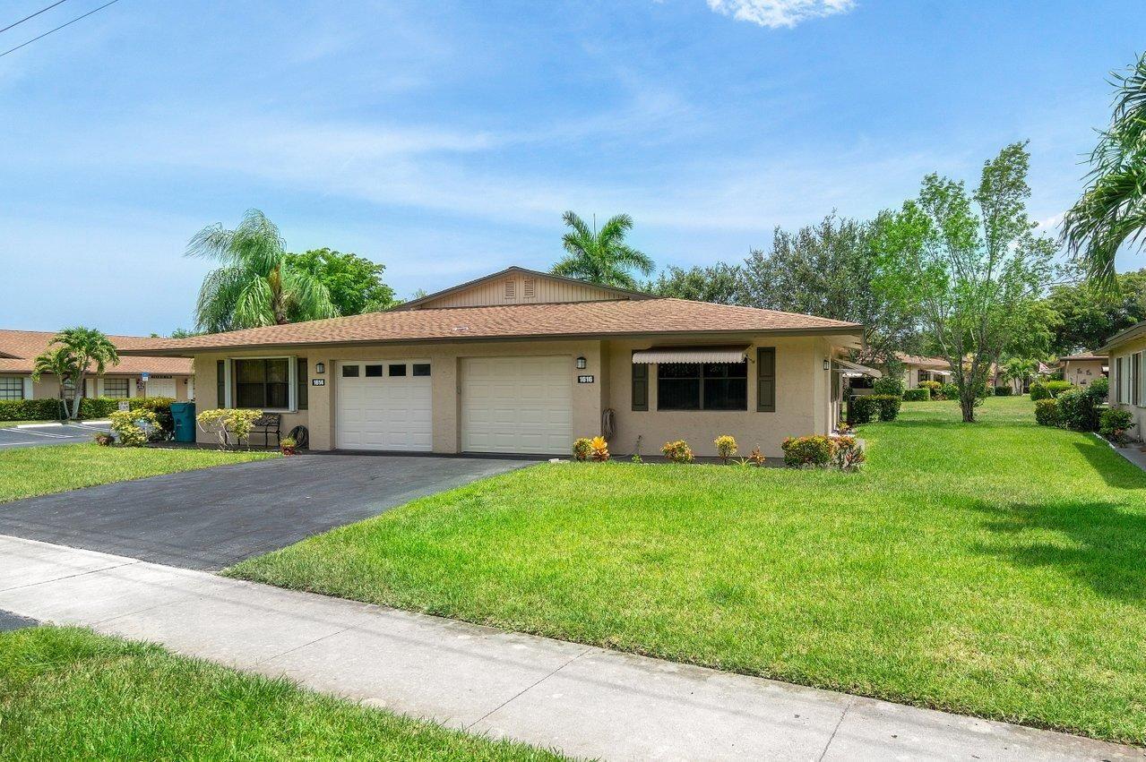 Photo of 1616 Palmland Drive, Boynton Beach, FL 33436 (MLS # RX-10733507)