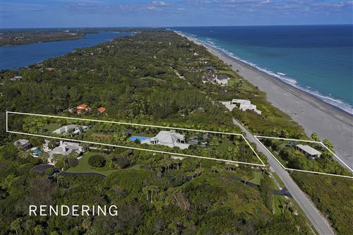Photo of 310 S Beach Road, Hobe Sound, FL 33455 (MLS # RX-10602508)