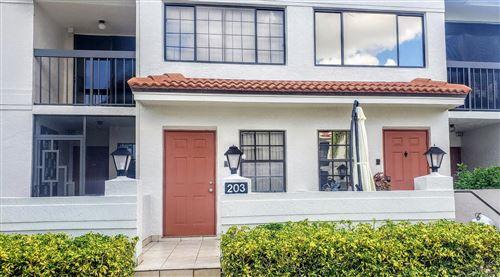 Photo of 9692 Sills Drive E #203, Boynton Beach, FL 33437 (MLS # RX-10656508)