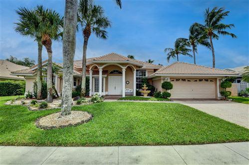 Photo of 10924 King Bay Drive, Boca Raton, FL 33498 (MLS # RX-10747508)