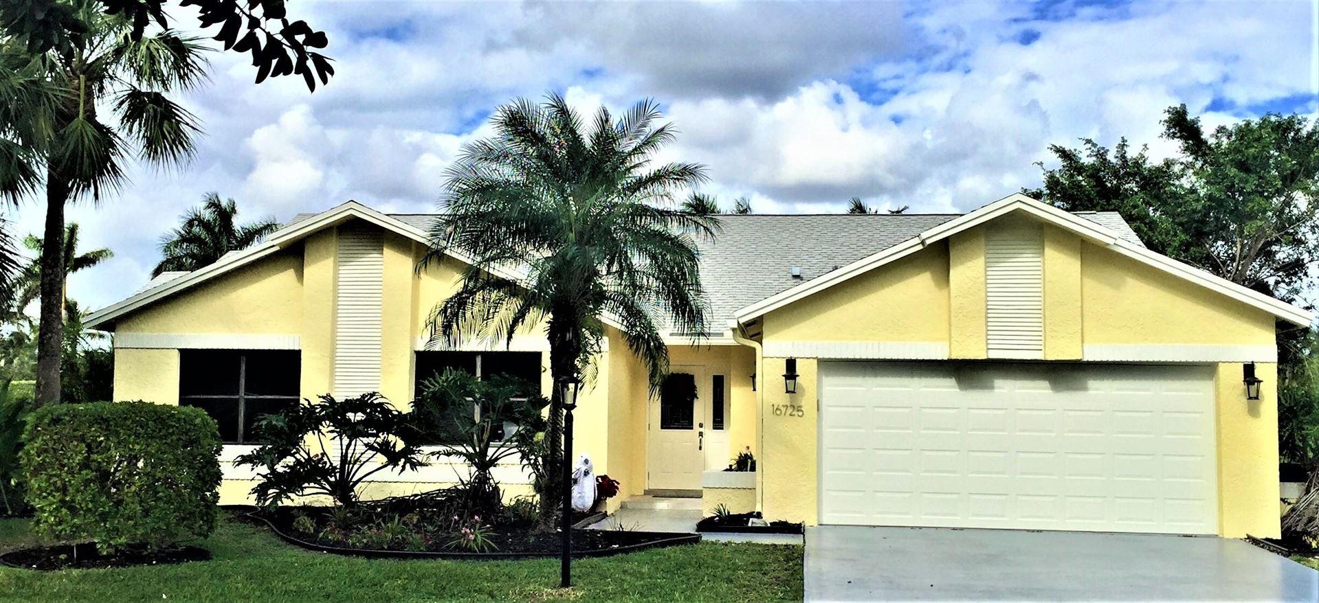 16725 Willow Creek Drive, Delray Beach, FL 33484 - #: RX-10664508