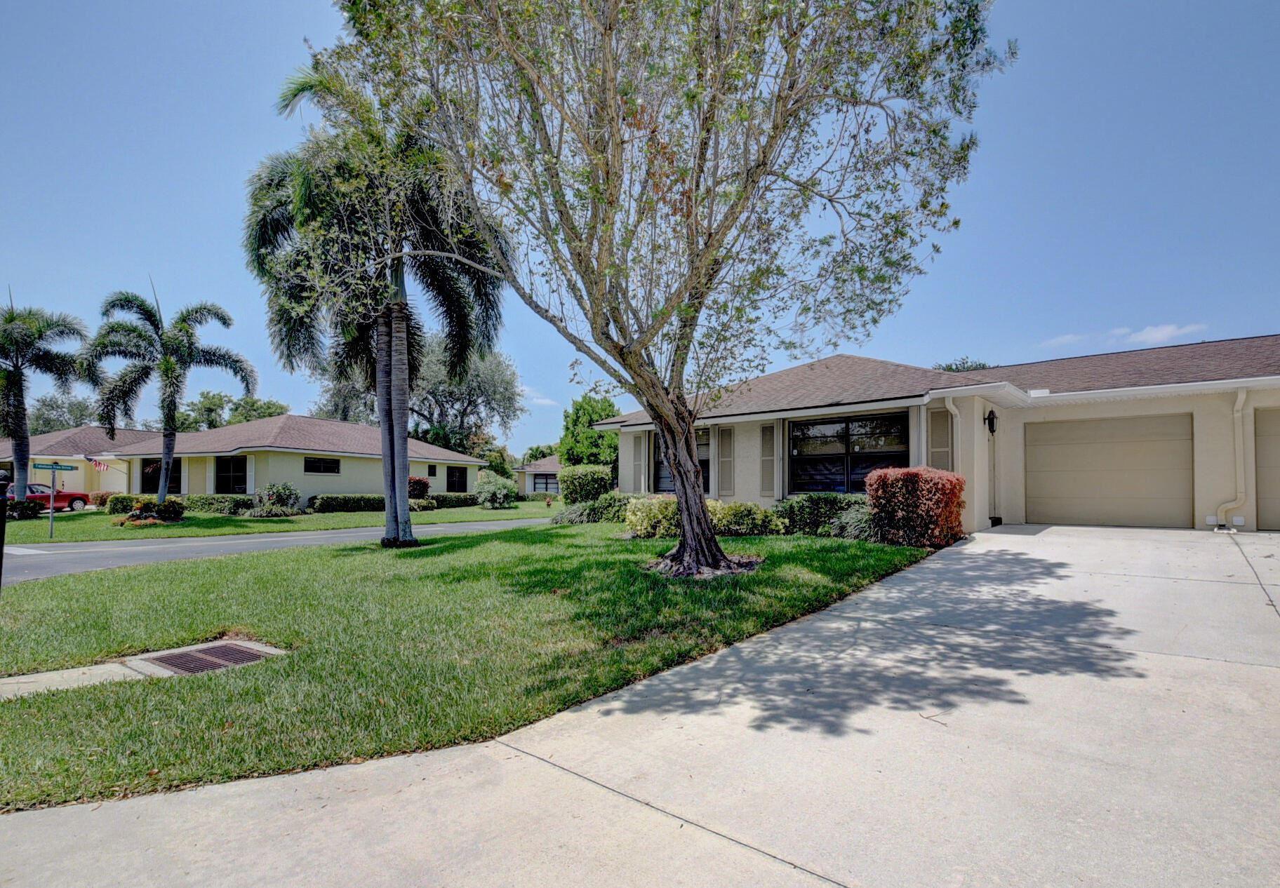 4335 Pear Tree Circle #A, Boynton Beach, FL 33436 - MLS#: RX-10710508
