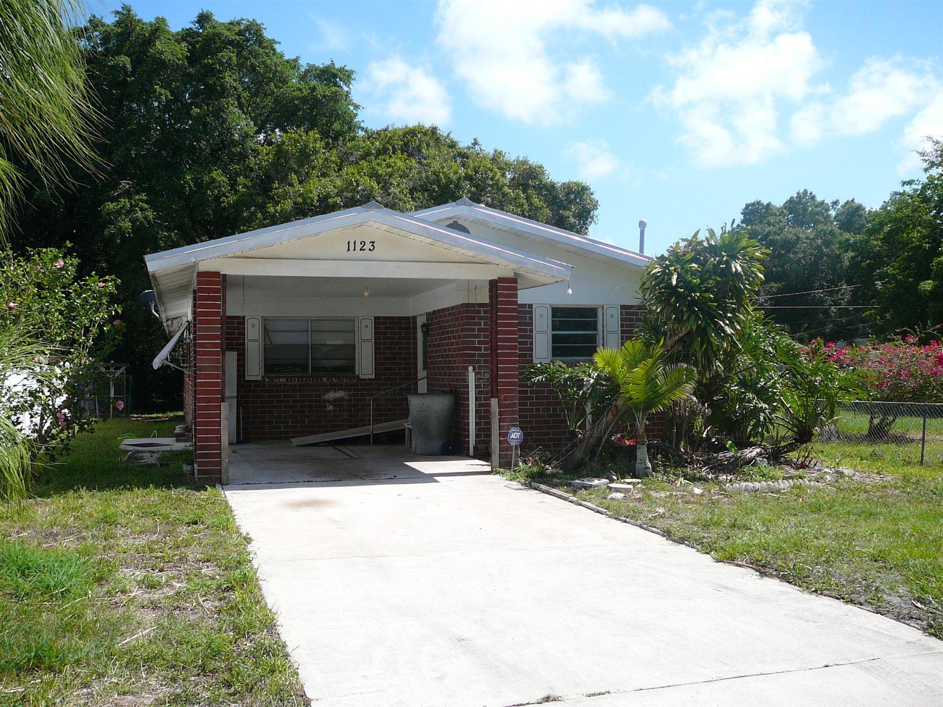 1123 Pine Avenue, Fort Pierce, FL 34982 - MLS#: RX-10722508