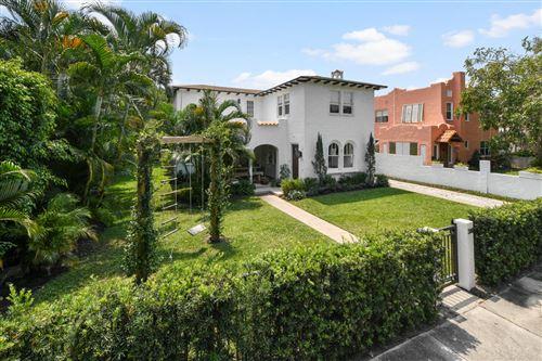 Photo of 306 Marlborough Place, West Palm Beach, FL 33405 (MLS # RX-10615509)