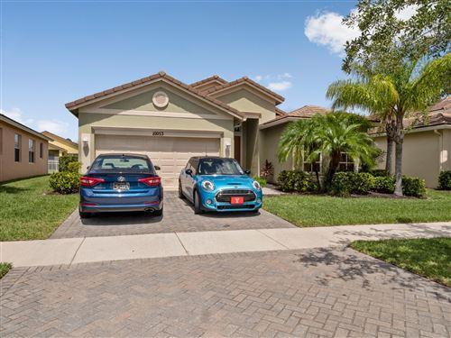 Photo of 10053 SW Glenbrook Drive, Port Saint Lucie, FL 34987 (MLS # RX-10630509)