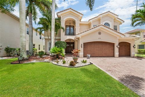Photo of 10782 Sunset Ridge Circle, Boynton Beach, FL 33473 (MLS # RX-10635509)