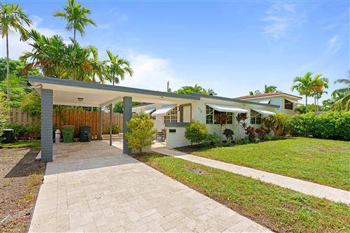 Photo of 110 NE 128th Terrace, North Miami, FL 33161 (MLS # RX-10746509)