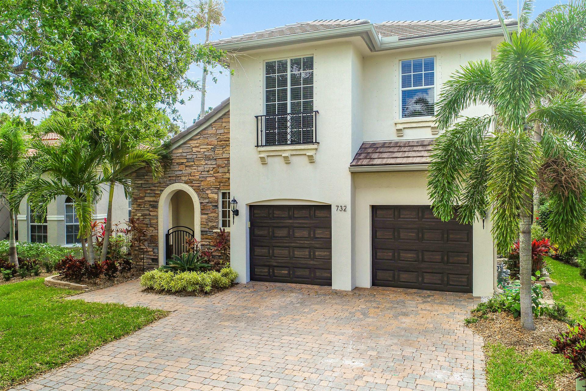 Photo of 732 Bocce Court, Palm Beach Gardens, FL 33410 (MLS # RX-10611509)