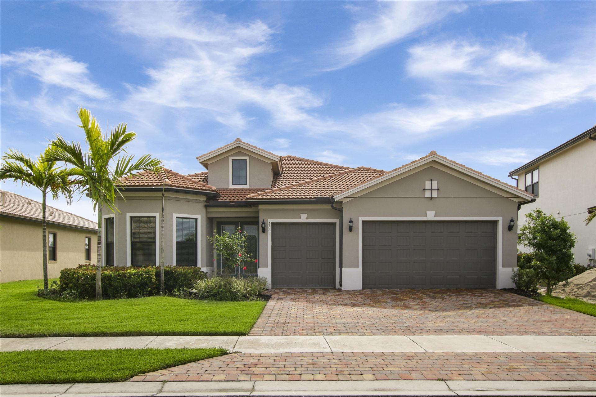 222 Blanca Isles Lane, Jupiter, FL 33478 - #: RX-10625509