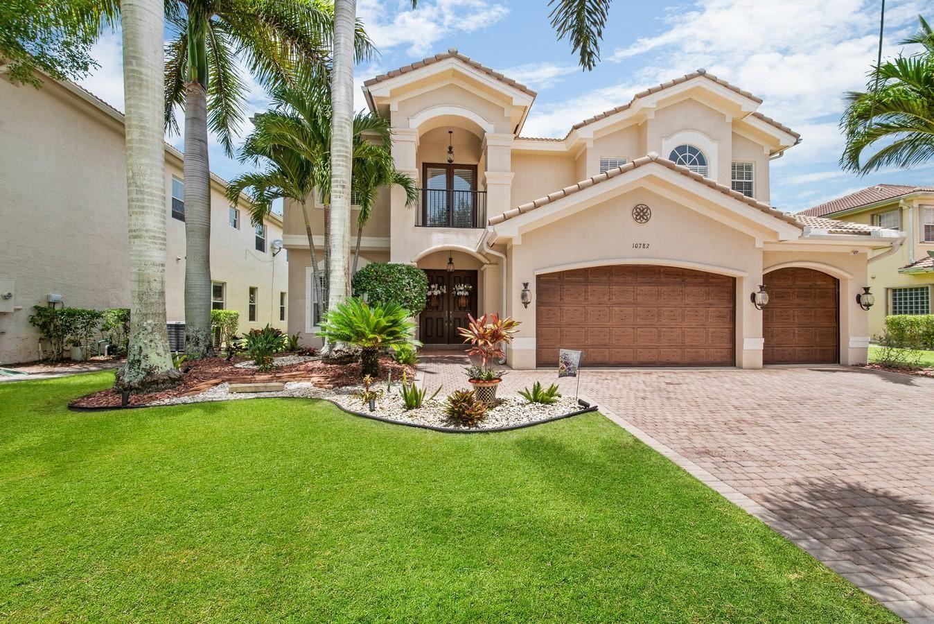 10782 Sunset Ridge Circle, Boynton Beach, FL 33473 - #: RX-10635509