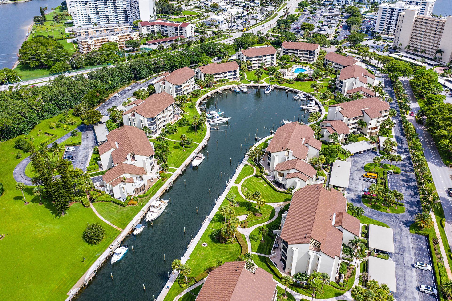 1100 W Marine A1l Way W #A1l, North Palm Beach, FL 33408 - MLS#: RX-10726509