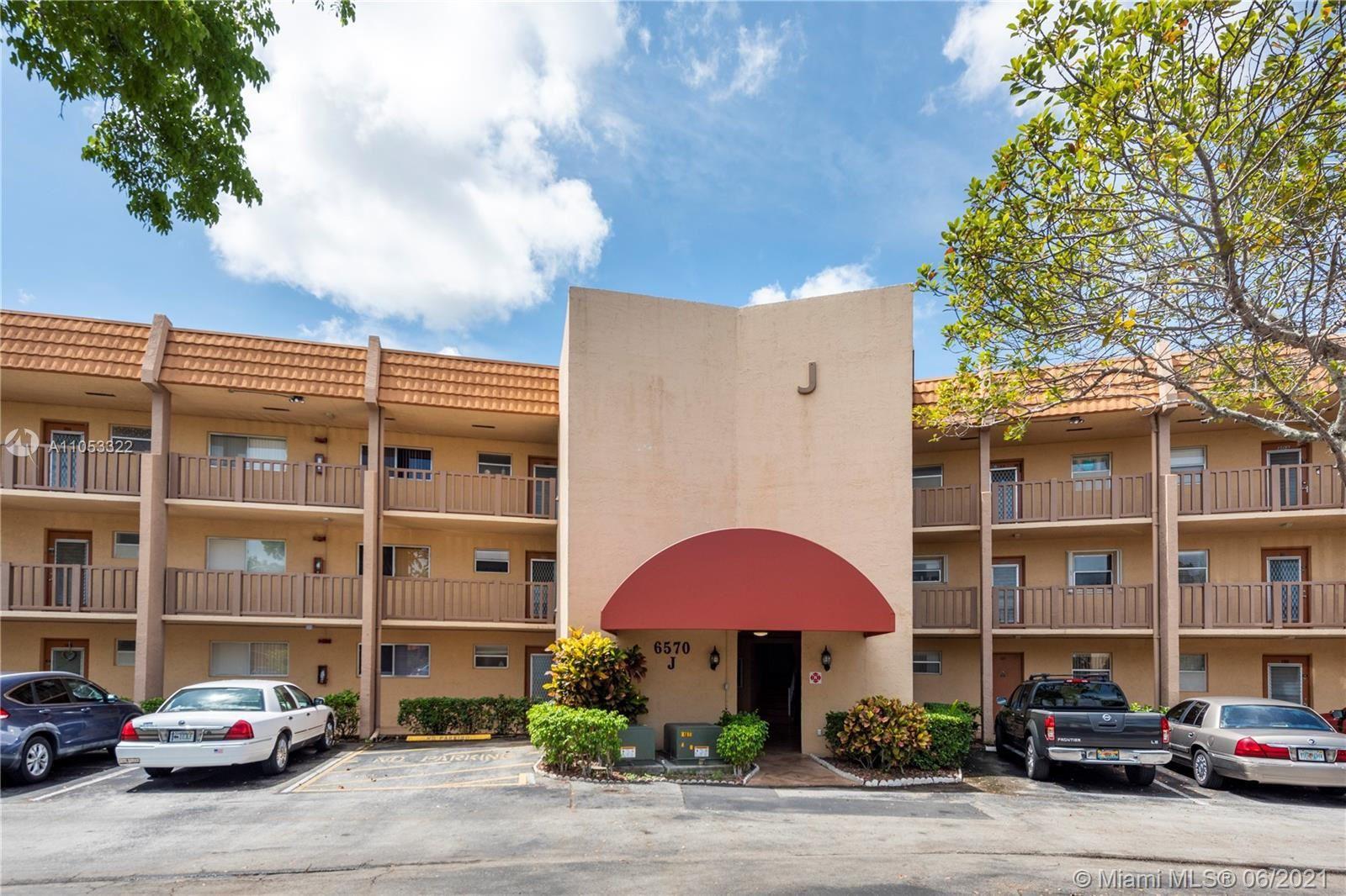 6570 Royal Palm Boulevard #312j, Margate, FL 33063 - MLS#: RX-10727509