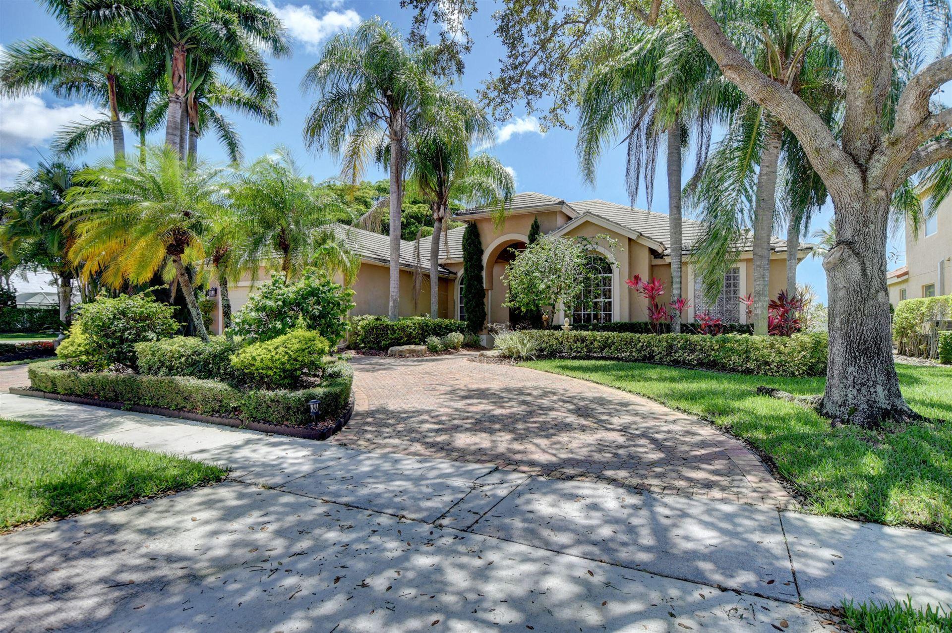 21632 Lynhurst Way, Boca Raton, FL 33428 - MLS#: RX-10729509