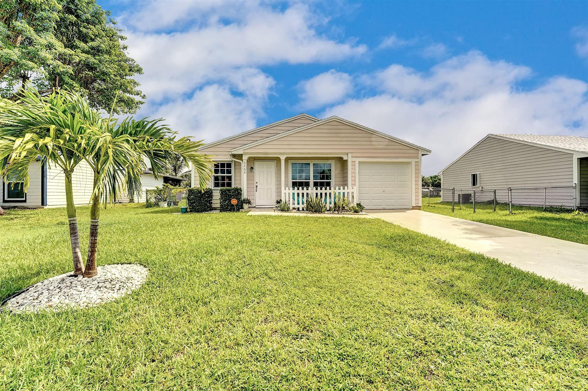 5468 Courtney Circle, Boynton Beach, FL 33472 - #: RX-10734509