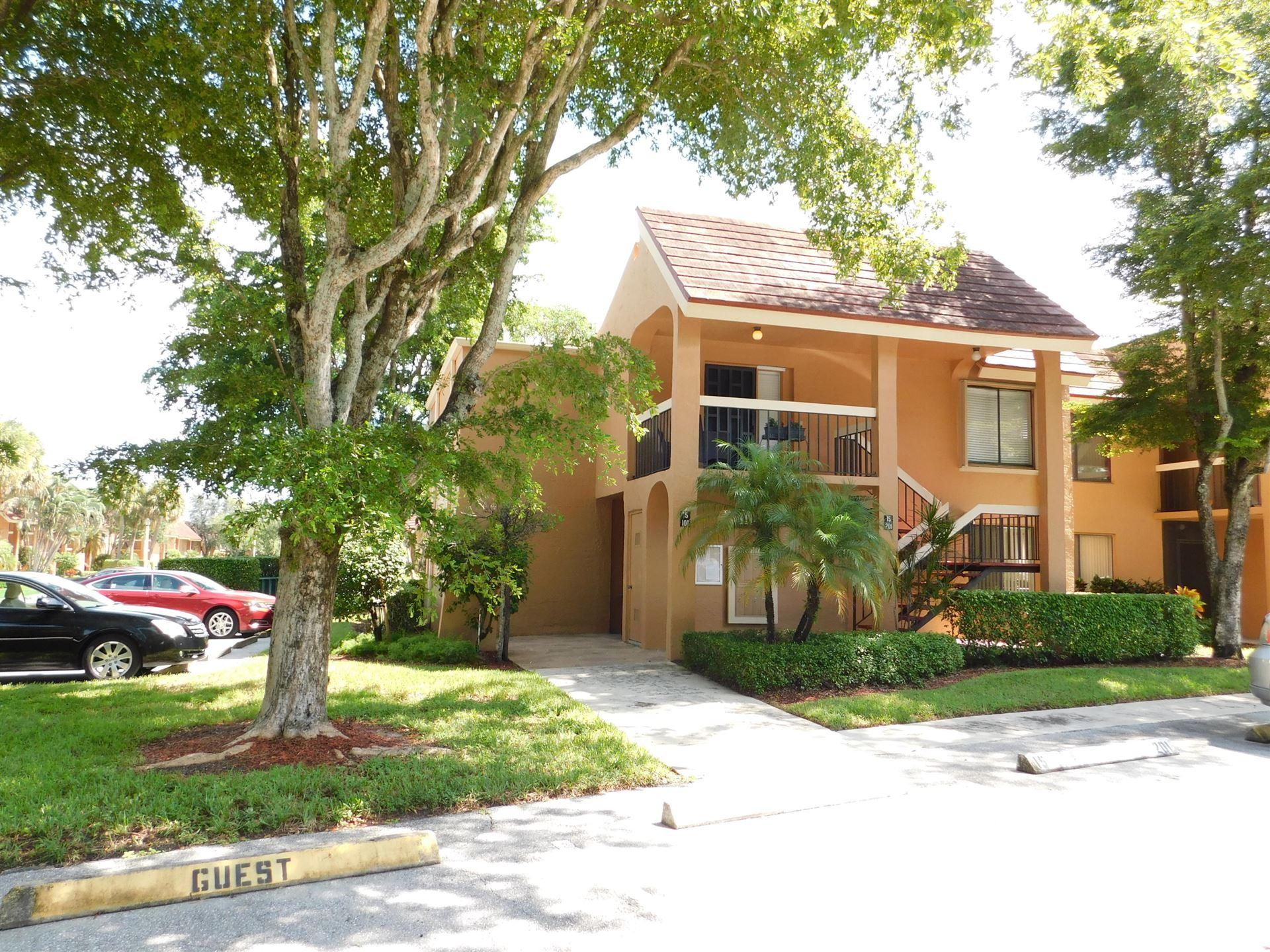 11142 Green Lake Drive #101, Boynton Beach, FL 33437 - #: RX-10661510