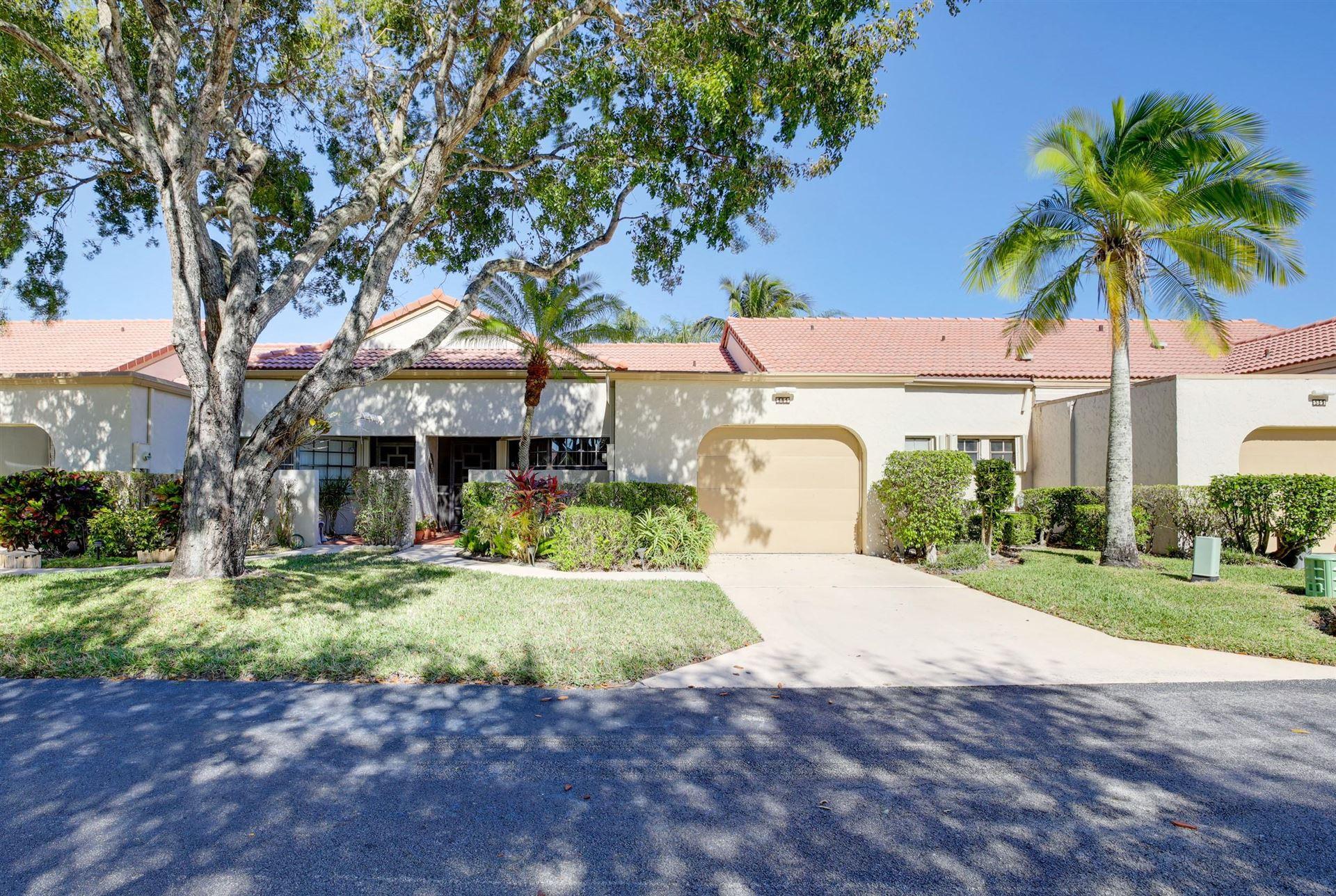 5855 Parkwalk Circle W, Boynton Beach, FL 33472 - #: RX-10688510