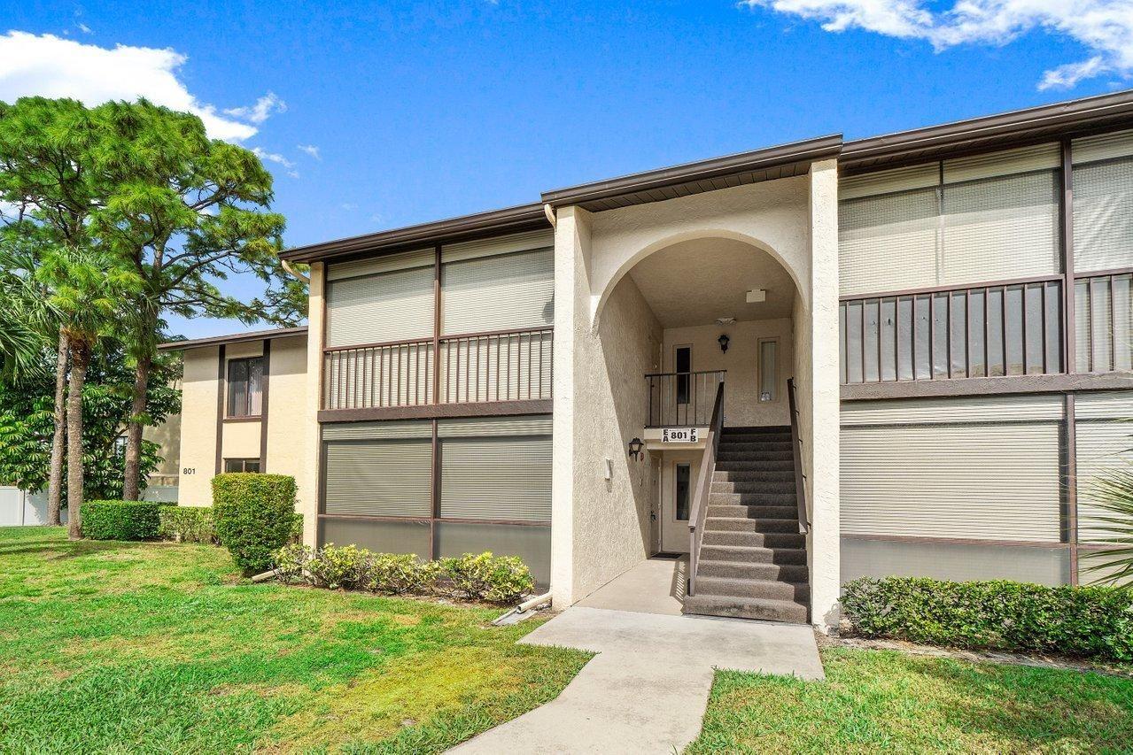 801 Sky Pine Way #A1, Greenacres, FL 33415 - MLS#: RX-10693510