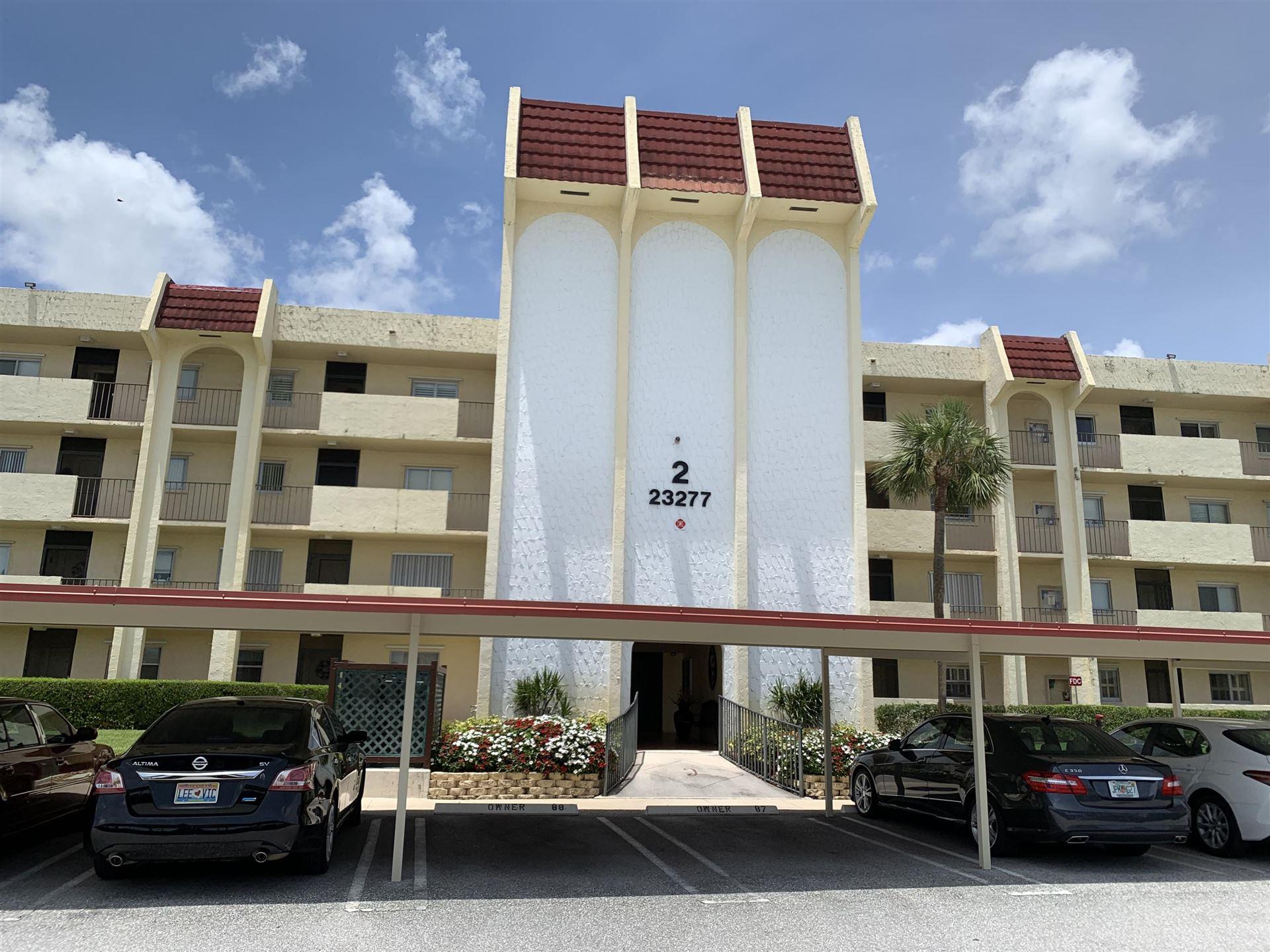 23277 Barwood Lane N #306, Boca Raton, FL 33428 - MLS#: RX-10712510