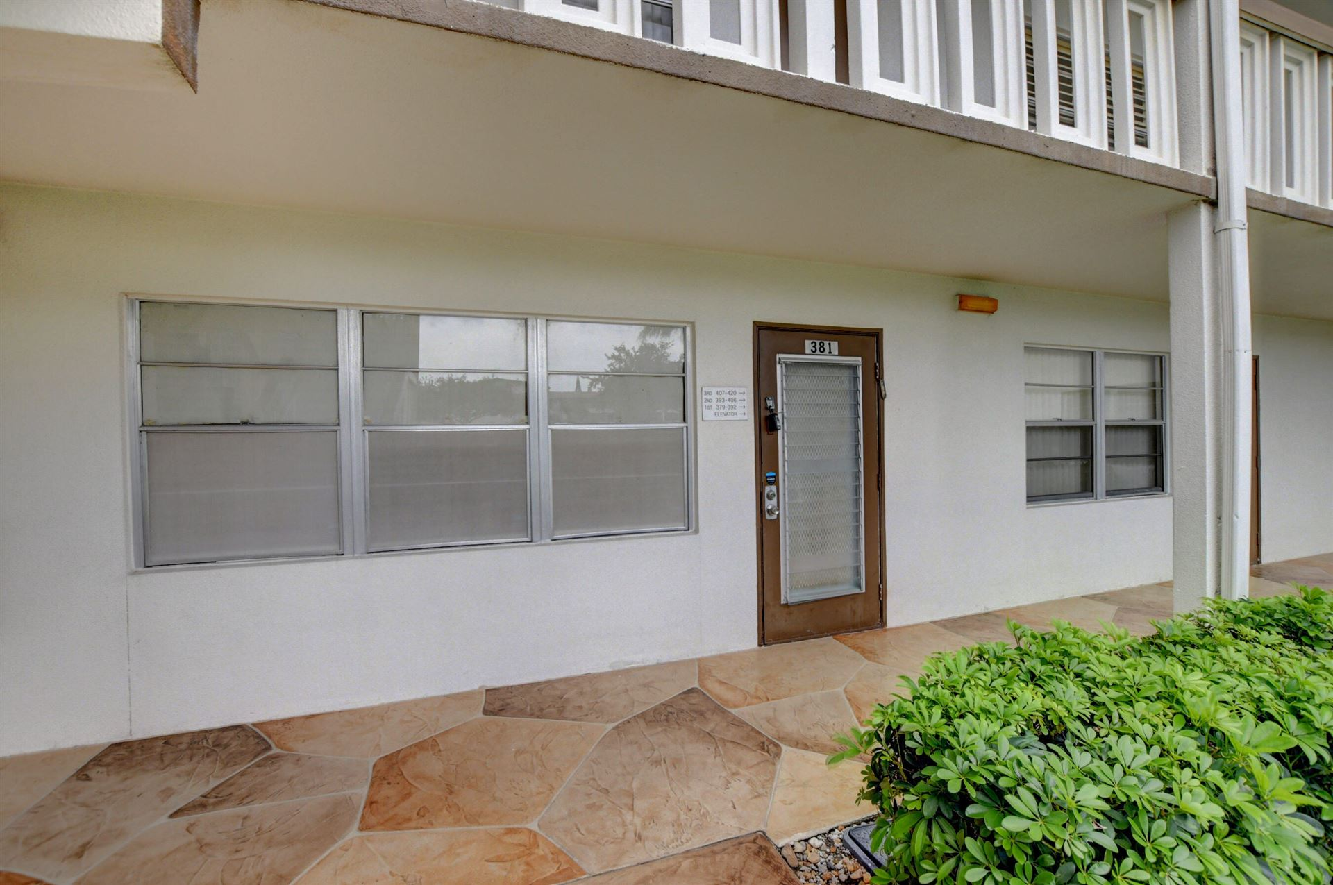 381 Mansfield J, Boca Raton, FL 33434 - #: RX-10727510