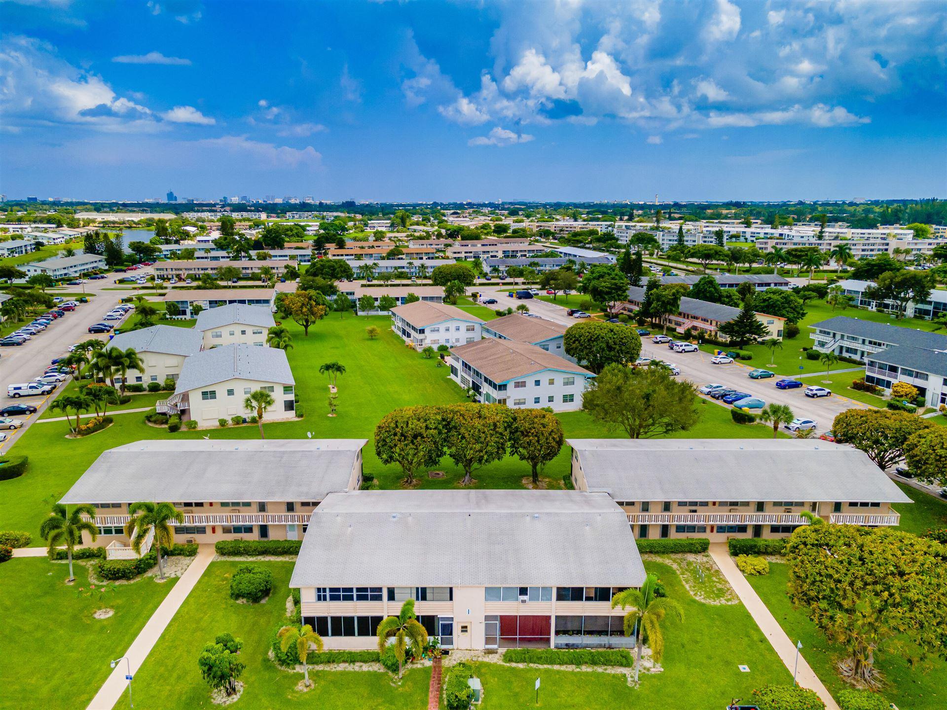 197 Camden I, West Palm Beach, FL 33417 - #: RX-10744510