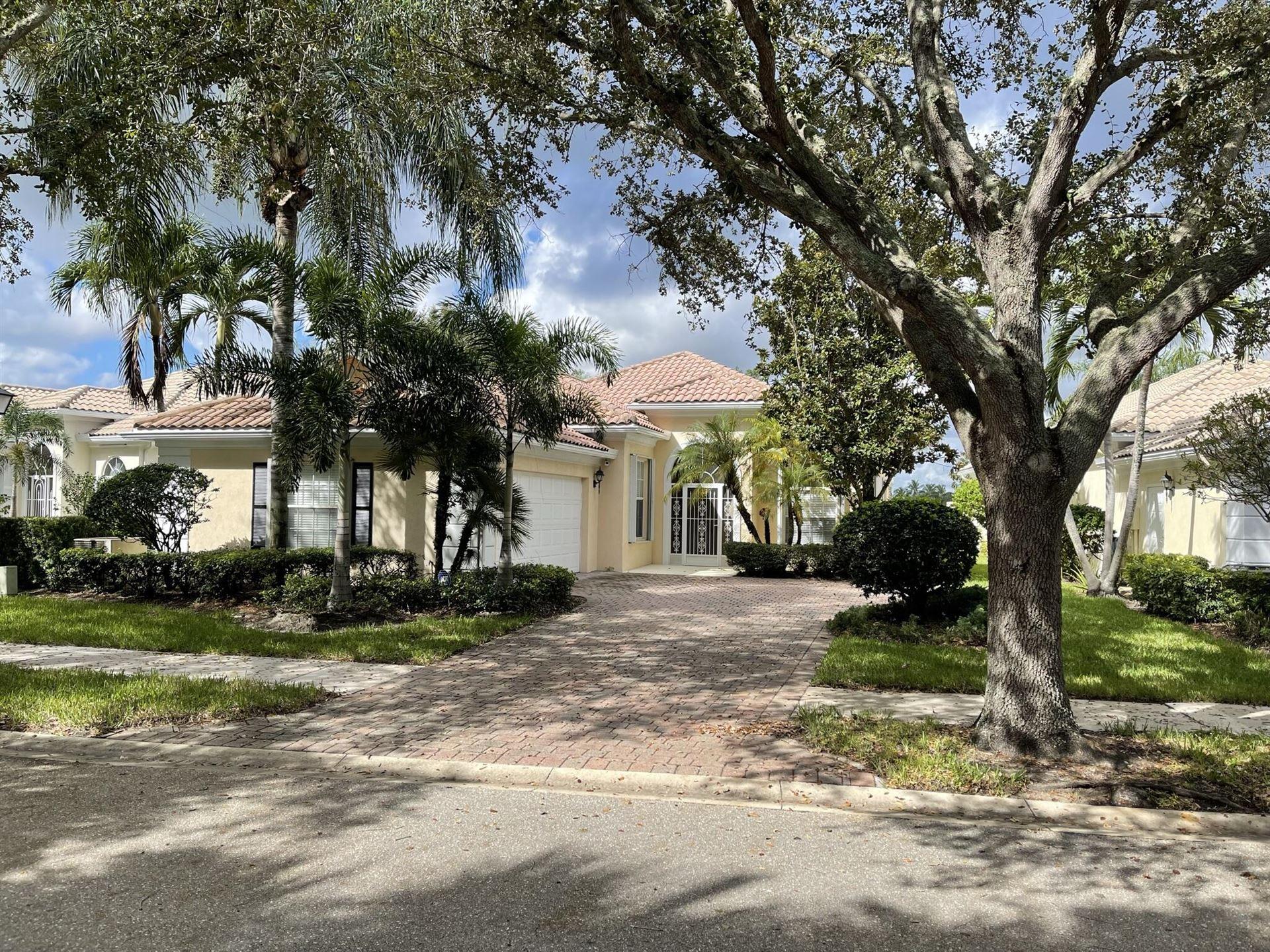 Photo for 845 Niemen Drive, Palm Beach Gardens, FL 33410 (MLS # RX-10751510)