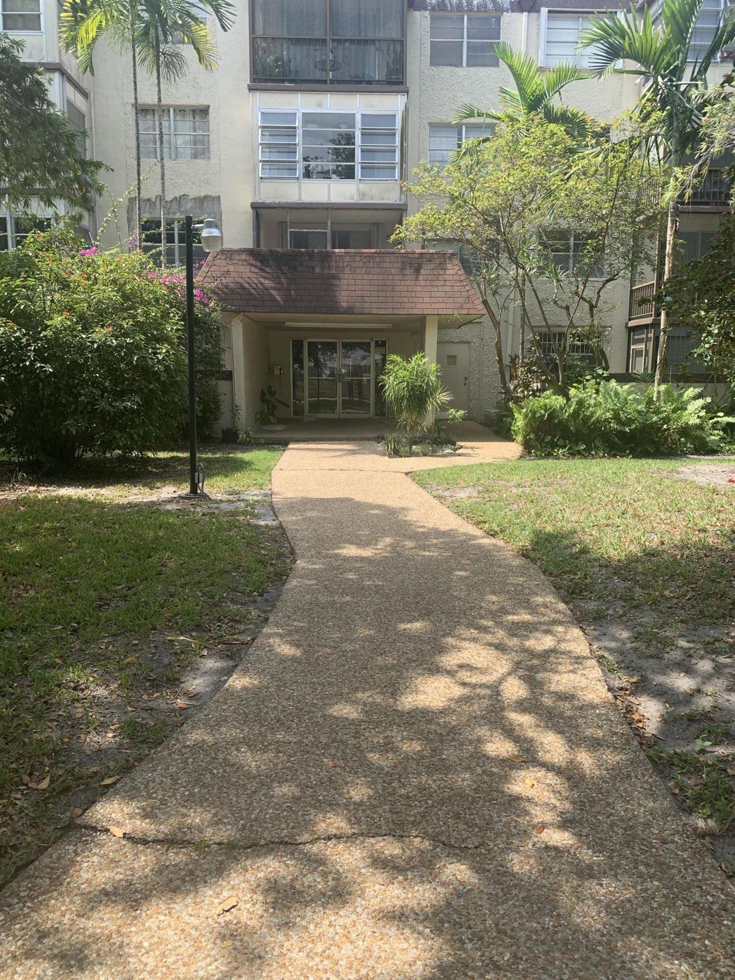 1681 NW 70th Avenue #103, Plantation, FL 33313 - #: RX-10617511