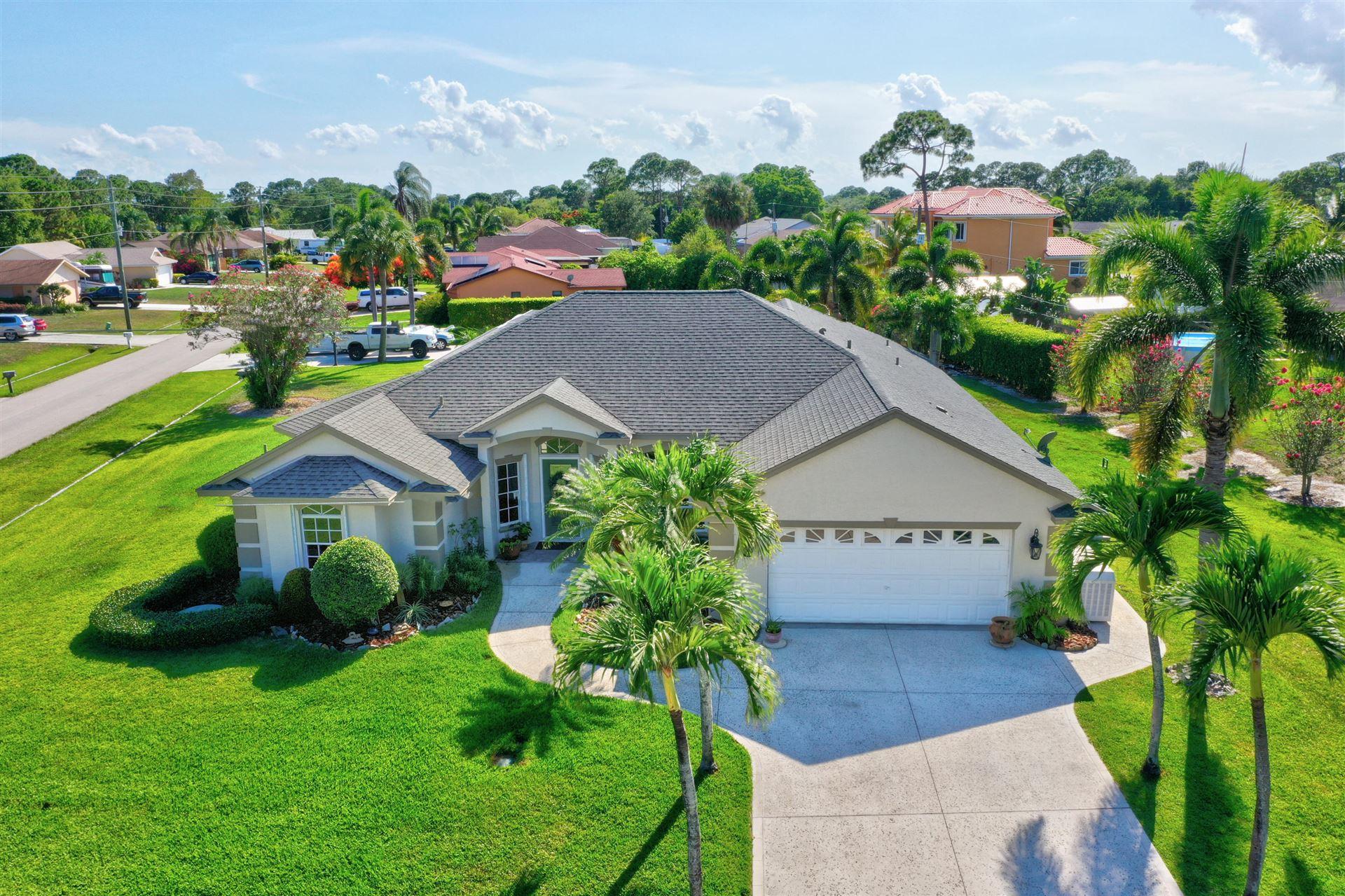 1492 SE Nancy Lane, Port Saint Lucie, FL 34983 - MLS#: RX-10723511