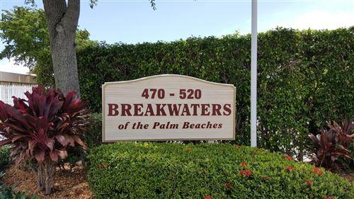 Photo of 470 Executive Center Drive #1n, West Palm Beach, FL 33401 (MLS # RX-10753512)
