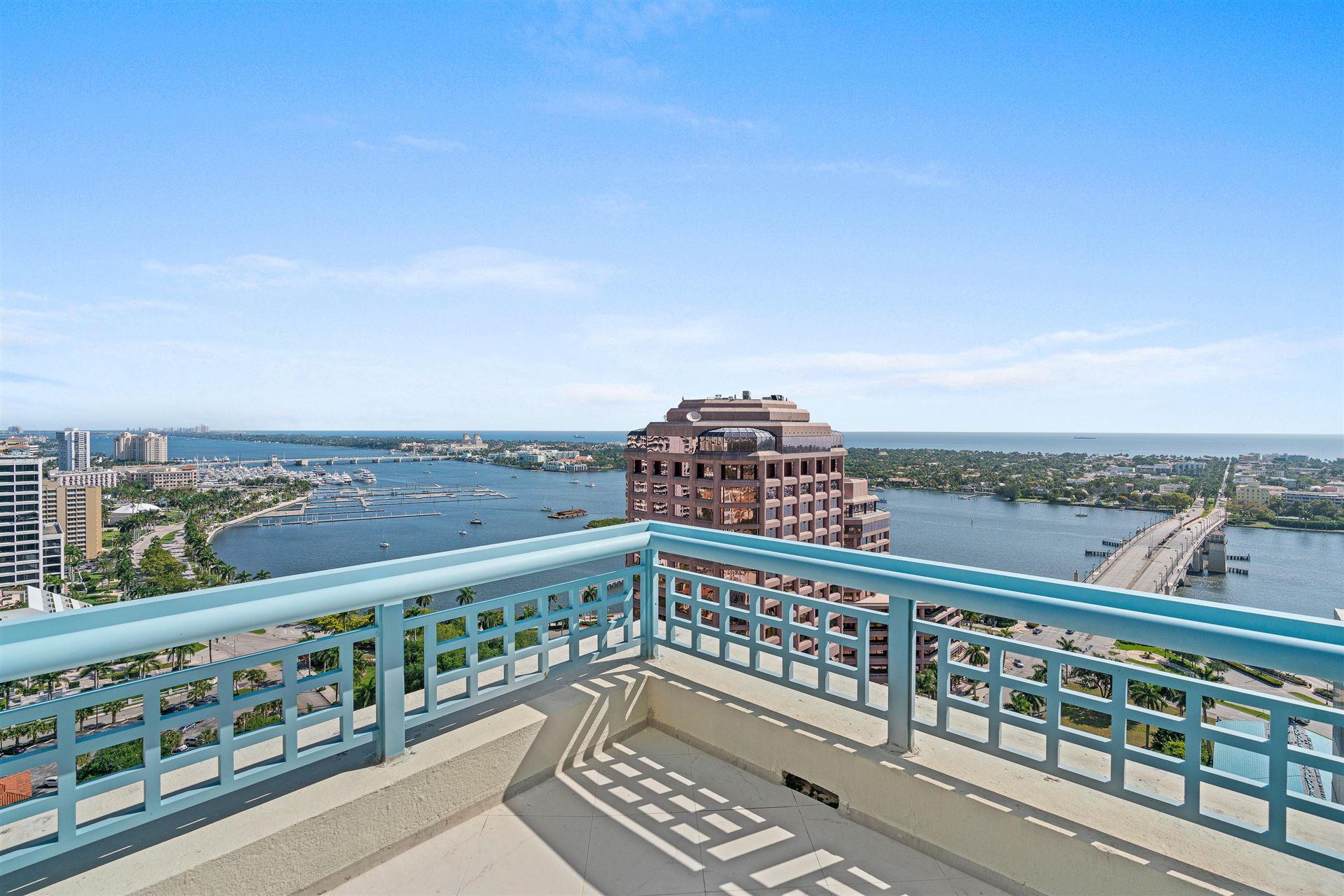 222 Lakeview Avenue #Penthouse Four, West Palm Beach, FL 33401 - #: RX-10613512