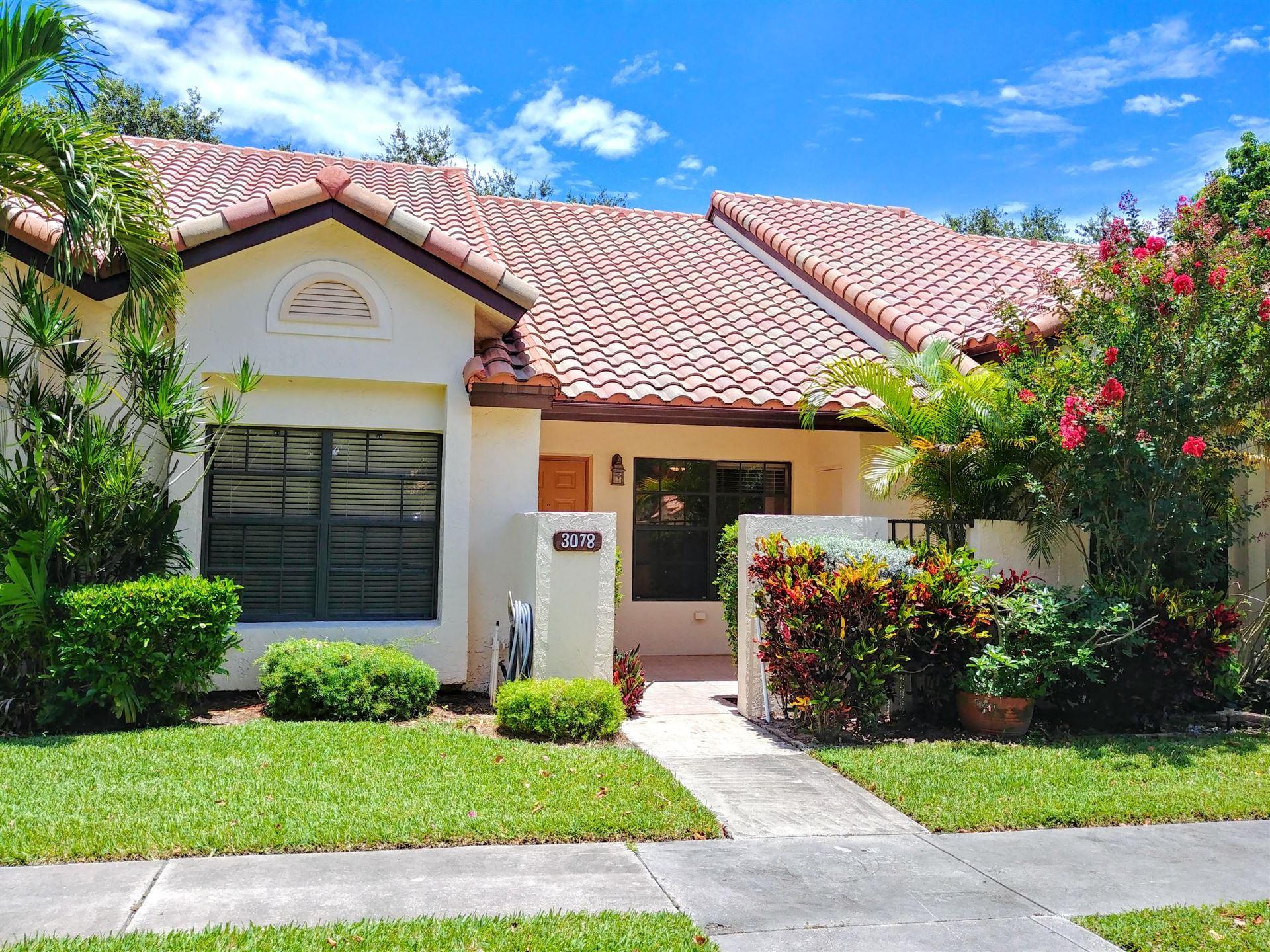 3078 Inglewood Ter Terrace, Boca Raton, FL 33431 - #: RX-10632512