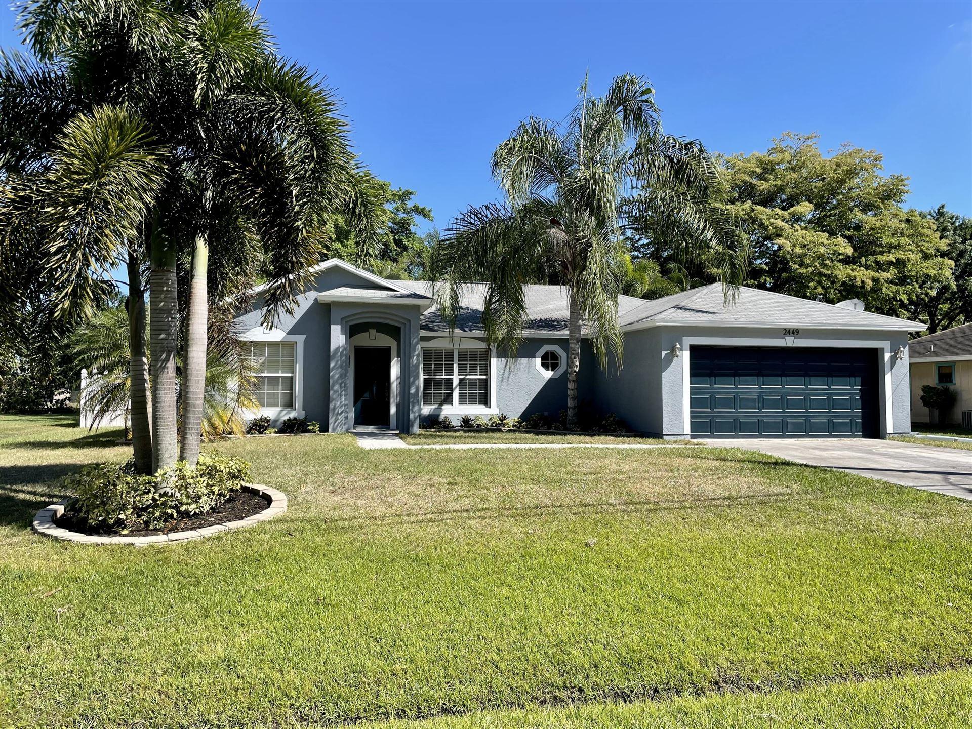 2449 SE Mariposa Avenue, Port Saint Lucie, FL 34953 - #: RX-10706512